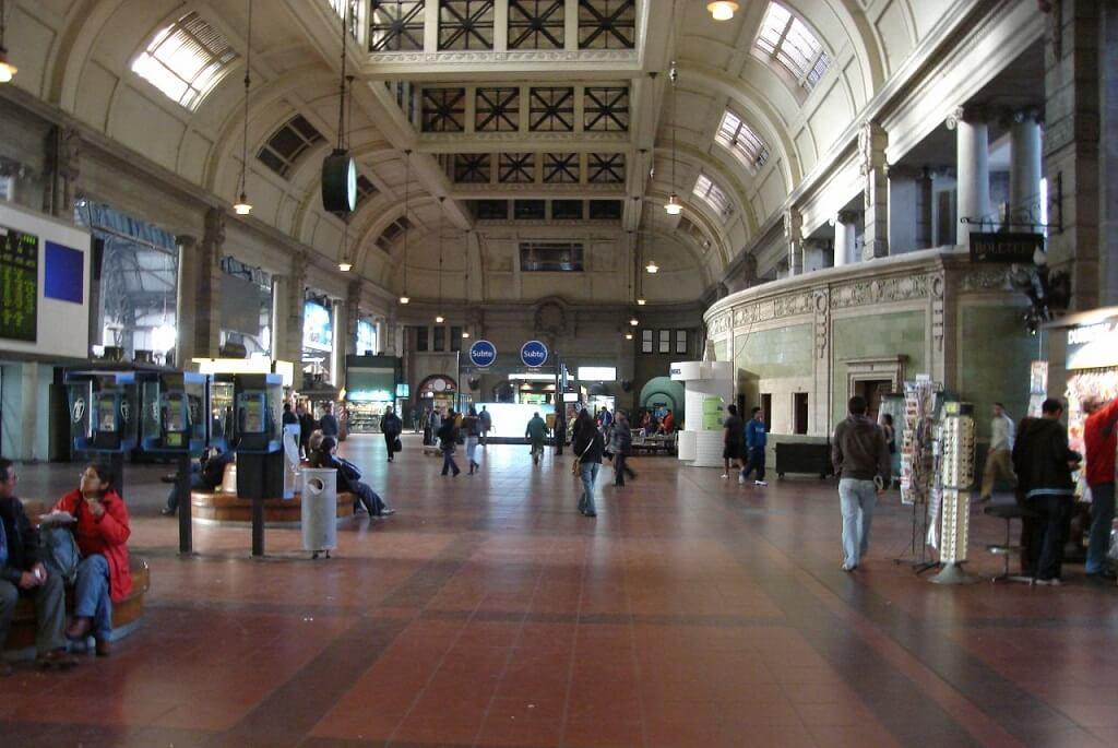 Estación Retiro del Tren Mitre