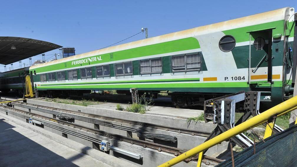 Ferrocentral parte de la Historia de los trenes en Argentina
