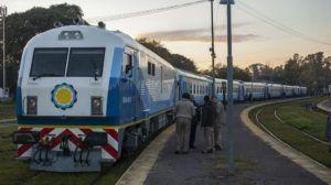 Línea de tren Roca