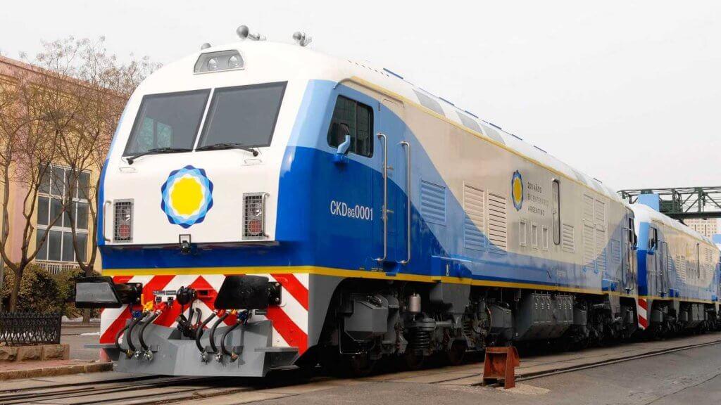 Nuevos trenes para el servicio Buenos Aires - Bahía Blanca