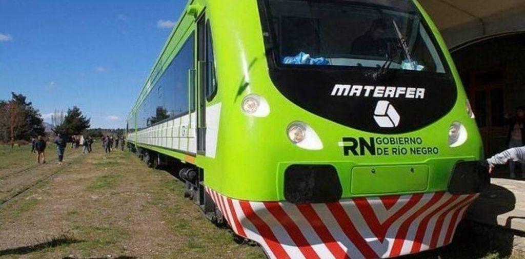 Las nuevas formaciones del Tren Patagónico brindan mayor confort a los pasajeros