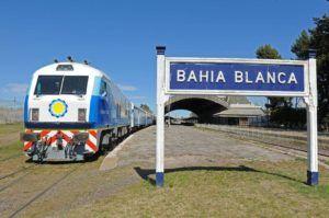 Tren a Bahía Blanca