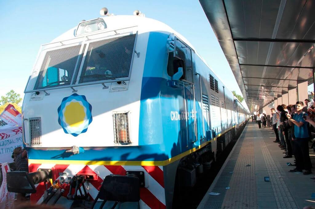 Tren a Rosario