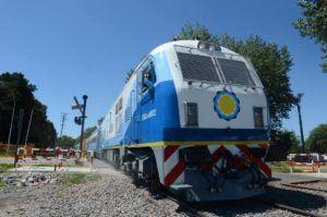 Tren a Tucumán