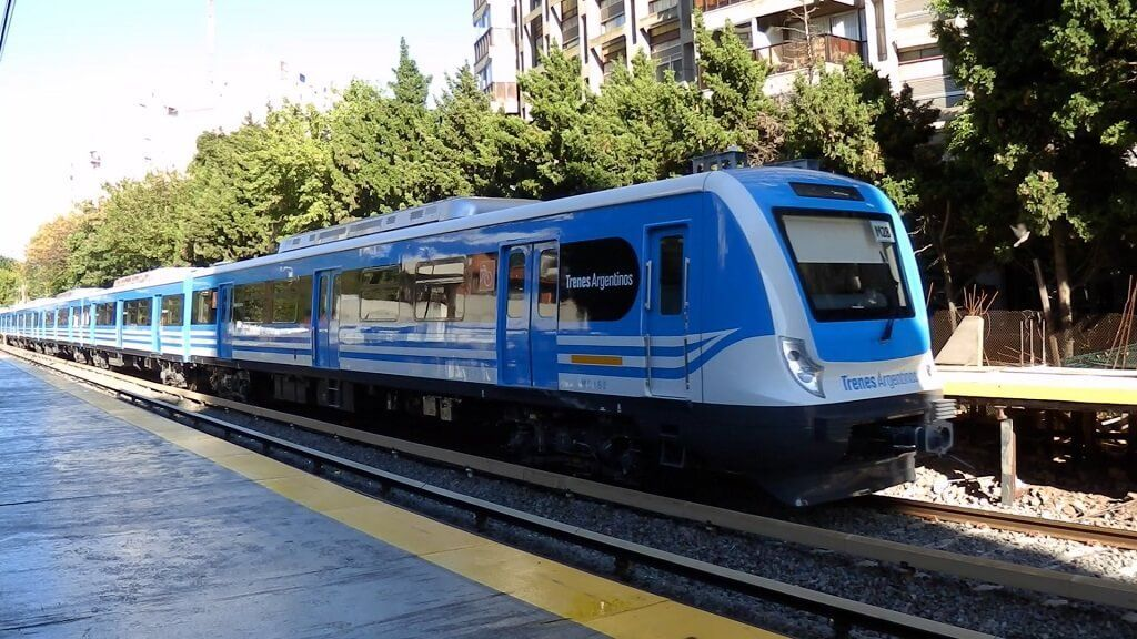 Línea de Tren Mitre