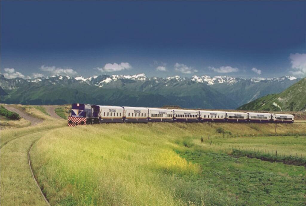 Tren Patagónico Viedma-Bariloche
