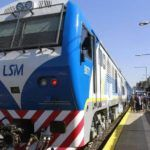 Línea de Tren San Martín