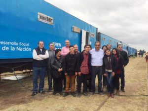Tren Sanitario de Argentina