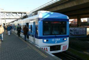 Linea de Tren Sarmiento