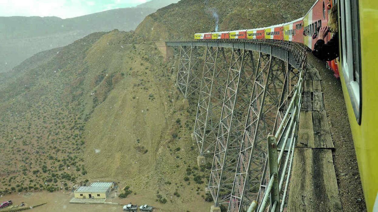 Viaducto del Tren de las Nubes
