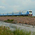 Tren a Junin y Rufino
