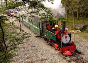 El Tren del Fin del Mundo en Ushuaia
