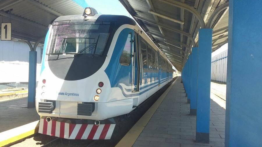 Unidades 0KM del tren Salta-Guemes