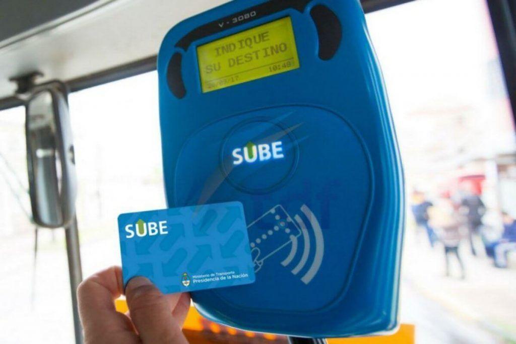 Usar la Sube para pagar el transporte es simple y rápido