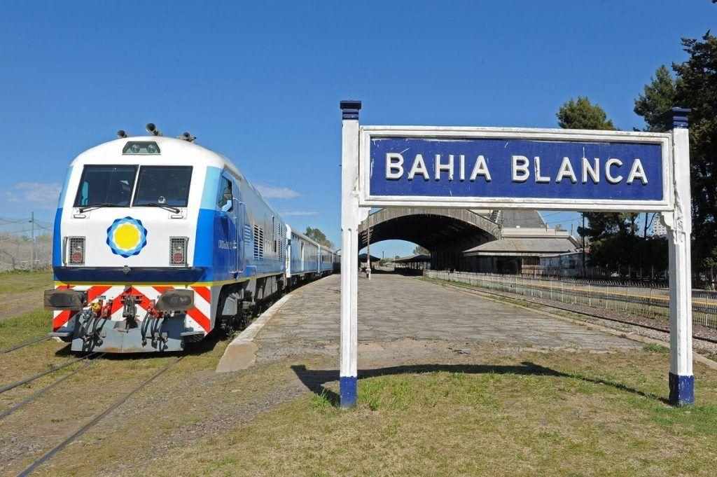 Llegar a Bahía Blanca, el primer paso en nuestra travesía para unir Buenos Aires y Bariloche en tren