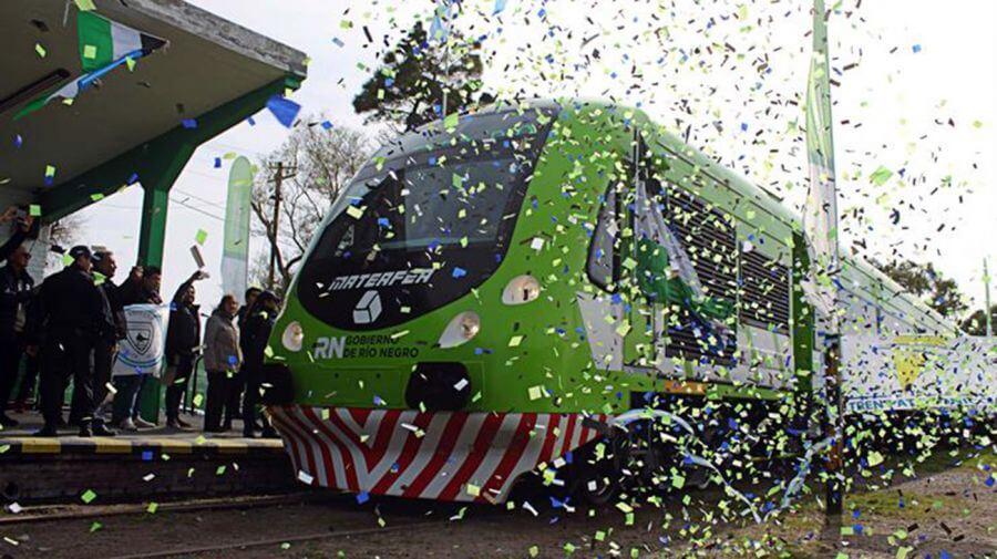 El Tren Patagonico será nuestra última etapa en el viaje a Bariloche en tren
