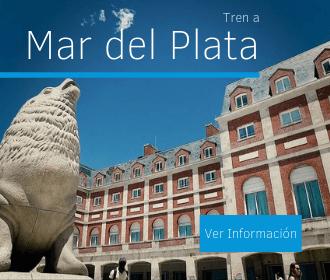 Información sobre el Tren a Mar del Plata