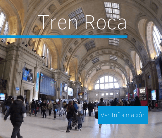 Información sobre la línea de Tren Roca